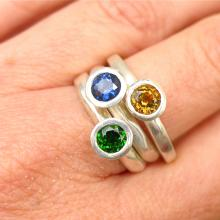 GEMS AND HARDNESS-'What gems are good for everyday wear?